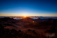 Dream Art Series: Haleakala Sunrise