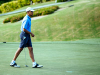 President Obama Playing Golf in Hawaii