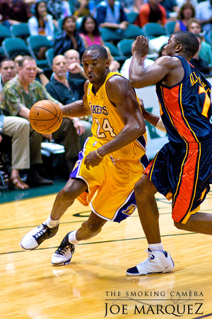 Kobe Bryant and the Los Angeles Lakers