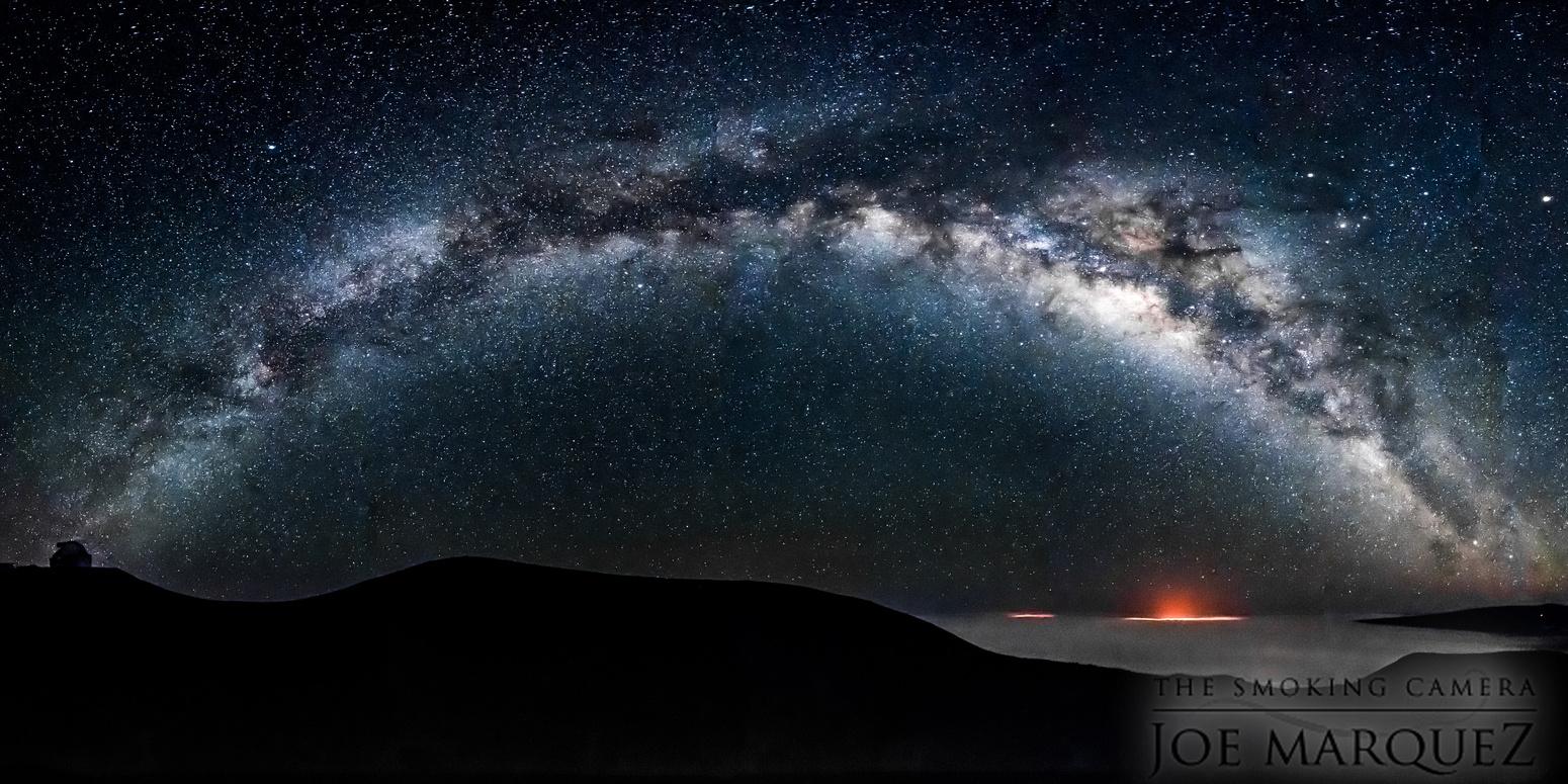 Milky Way from Mauna Kea - FM Forums